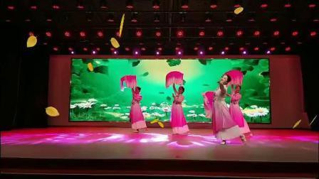 刘咪舞蹈课堂《一片落叶》宜都学员