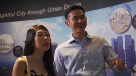 新加坡城市规划展览馆更新