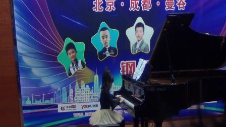 2019CCTV中艺赛川南决赛曼音朗域学员魏婉馨然《在山魔王的宫殿里》