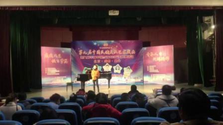 2019CCTV中艺赛川南决赛曼音朗域学员徐宁希《光年之外》