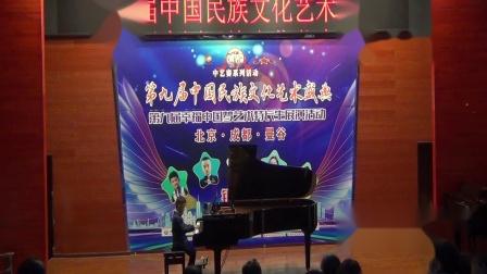 2019CCTV中艺赛川南决赛曼音朗域学员徐梁杰《卖报歌》