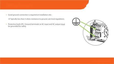 Phocos Any-Grid 120V混合充电型逆变器网络公开课--第3部分