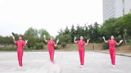 705、肩部运动   中国云朵王健身操云系列第七套(教练版)第五节_标清