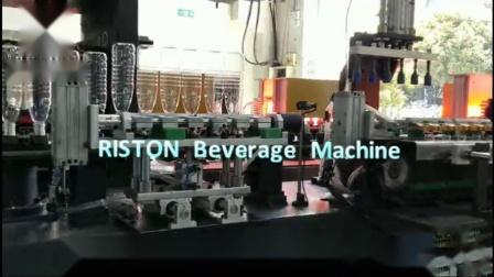 一出六吹瓶机视频
