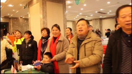 初心践行永志不忘  爱心共建和谐蒋王  大合唱 明天会更好