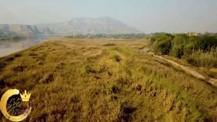甘肃最大湿地公园景区兰州达川三江口
