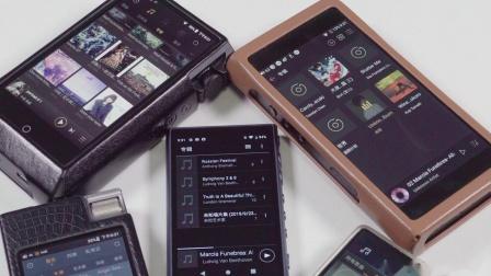 梦越噪声 索尼40周年随身听NW-A105上手体验