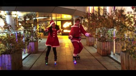 ELEVEN CREW----皓皓&小仙儿   圣诞轮舞