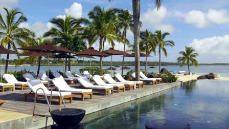 毛里求斯四季酒店