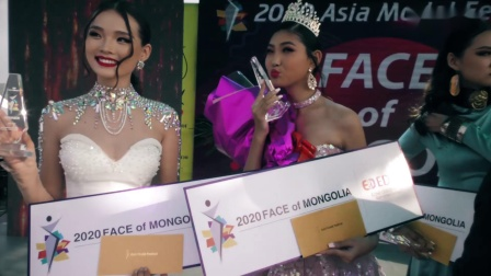 蒙古, 2019 Asia Model Festival 亚洲各个国家活动