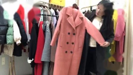 12月27日 特惠双面尼大衣 10件1850元 不包邮