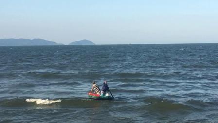 越南人民神奇的出海方式