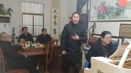 梦艺新作品《赛龙舟》演唱:胡亮 钢伴:梦艺