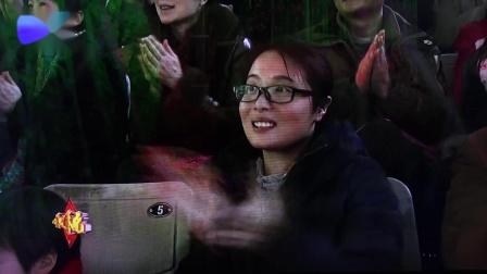 建瓯挑幡亮相中国农民春节联欢会