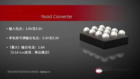1分钟读懂Maxim MAX77827 降压-升压型稳压器