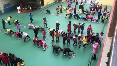 毛南幼儿舞蹈