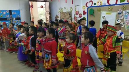三月三儿童舞蹈