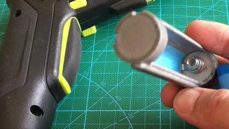 工匠 良明 4V 小电批 电池盒