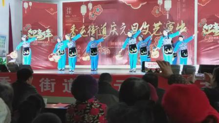 江西省德兴市香屯广场舞,老百姓的菜篮子变队形