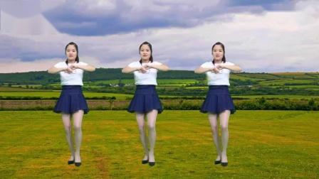 这首歌第一次听就感觉不一样,舞步也是新颖好看_高清