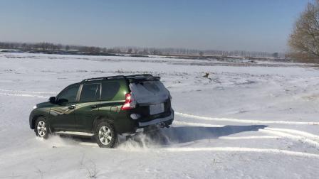 普拉多东北雪地漂移