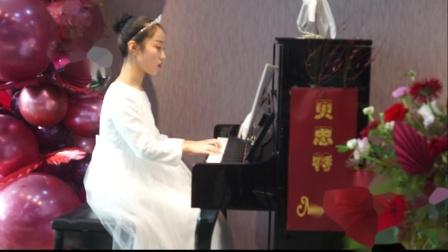 13、贝思特培训学校2020元旦钢琴音乐会丁双琪《西西里舞曲》