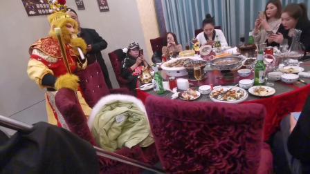 CCTV牛恩发现之旅:2020文娱餐饮新靓点(北京昌平)梦回西游主题餐厅。