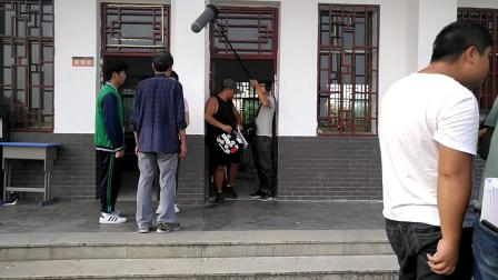皇家湖艺术团《孝行天下》来香铺仑中学拍摄拾贝 (15)