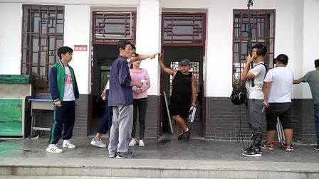 皇家湖艺术团《孝行天下》来香铺仑中学拍摄拾贝 (14)