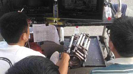 皇家湖艺术团《孝行天下》来香铺仑中学拍摄拾贝 (20)