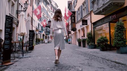 PERFETO派菲图全球商业旅拍 瑞士旅拍 时尚街拍 卓诗尼女鞋拍摄