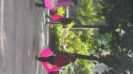 祝福祖国海印长城舞蹈队