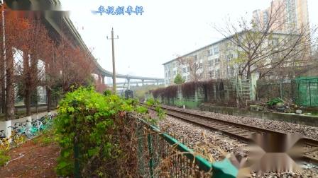 宁芜线拍车:还在淡季 K162还没恢复运行  K46只有10节车体