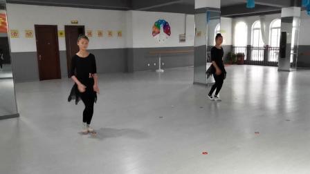 九级舞蹈Follow me