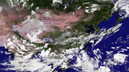 2019年卫星云图高清版原始视频