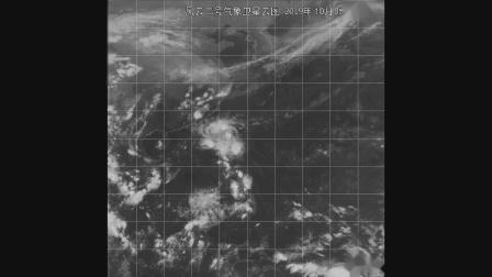 2019年海区监测卫星云图