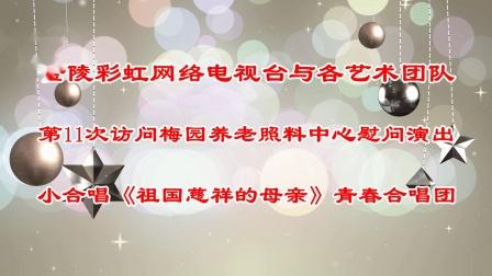 3.小合唱《祖国慈祥的母亲》