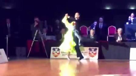 WDSF贝尔格莱德世界公开赛摩登舞决赛:Q_20191005