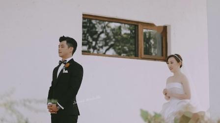 浙江西坡千岛湖目的地婚礼——FirstLook