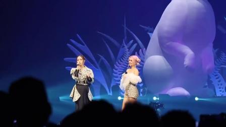 【饭拍版】邓紫棋+蔡依林同台演唱《说爱你》及《光年之外》