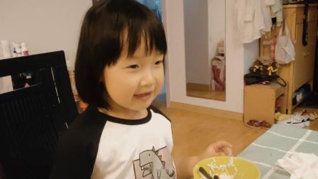 杨开甯五周岁