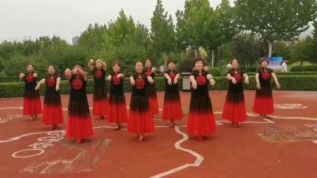 天云广场舞   形体舞 我和我的祖国