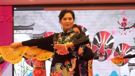 旗袍秀京剧《中国脊梁》