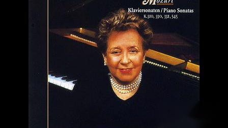 RCA古典名盘:莫扎特著名钢琴奏鸣曲集_标清
