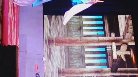 """2019年十二月初十莆田埭头西湖社宫開光董事会""""接宝""""拜礼   湄洲大剧院《金殿认母》                2020.01.04"""