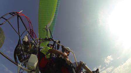 惠州龙门尖峰山动力伞飞行宣传片