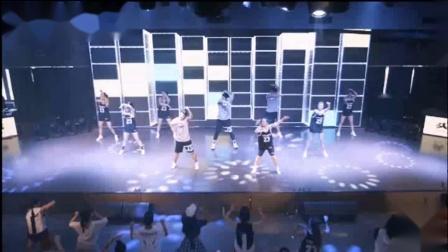 健身房主流团操健身视频精品课程清波武星级国内舞蹈课有氧1+1_Q1完整视频和音乐下载