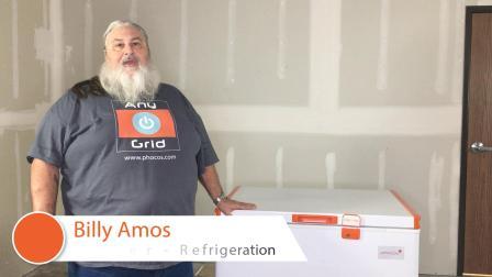 更换Phocos FR系列冷柜的电子控制单元(ECU)