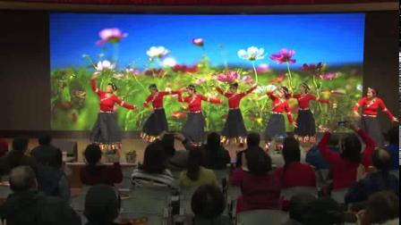 再唱山歌给党听(七宝中学退教联欢2020.1.8)