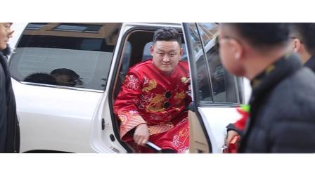 20200116汤文鹏&李娜婚礼快剪久隆大都汇婚礼策划
